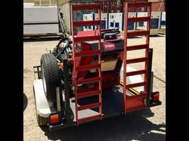 Trencher and Trailer Combo - picture0' - Click to enlarge
