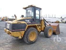 CATERPILLAR IT14G Integrated Tool Carrier - picture3' - Click to enlarge
