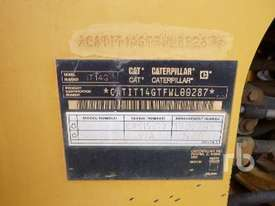 CATERPILLAR IT14G Integrated Tool Carrier - picture4' - Click to enlarge