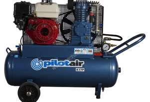K17P Reciprocating Air Compressor Petrol Driven