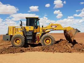 Active Machinery AL958E 19.5 Tonne Wheel Loader (SWL5400) - picture3' - Click to enlarge