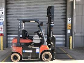 Toyota 7FB25 Electric Counterbalance Forklift - picture0' - Click to enlarge