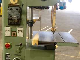 Heska Vertical Metal Bandsaw Great Condition  - picture0' - Click to enlarge