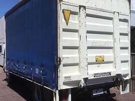 Hino Dutro Curtainsider Truck - picture6' - Click to enlarge