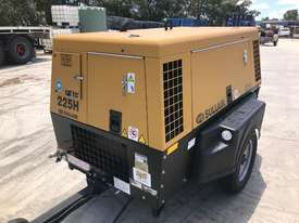 Sullair 225H 150PSI towable diesel compressor  - picture0' - Click to enlarge