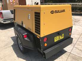Sullair 225H 150PSI towable diesel compressor  - picture2' - Click to enlarge