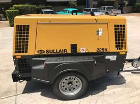 Sullair 225H 150PSI towable diesel compressor  - picture6' - Click to enlarge