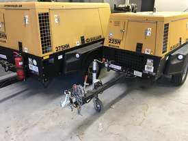 Sullair 225H 150PSI towable diesel compressor  - picture7' - Click to enlarge