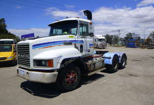 1998 Mack CH 6x4 Day Cab Prime Mover (TR007) - In Auction