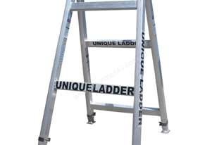 Aluminium trestle ladder 1.8 m