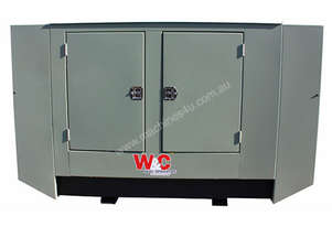 100kVA, 3 Phase, Diesel Standby Generator with Crossley Diesel Engine inc CB canopy