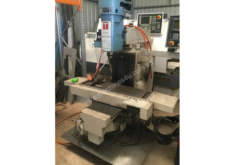 Milling Machines For Sale Used Metal Milling Machines >> Cnc Mill Machine
