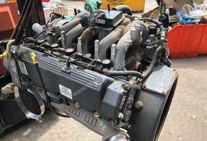 Natural or LPG Gas Powered Engine