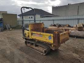Yanmar C12R Mini Track Dumper - picture1' - Click to enlarge