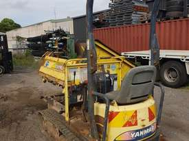 Yanmar C12R Mini Track Dumper - picture5' - Click to enlarge