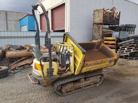 Yanmar C12R Mini Track Dumper - picture6' - Click to enlarge