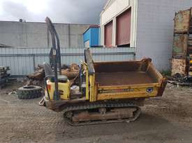 Yanmar C12R Mini Track Dumper - picture7' - Click to enlarge
