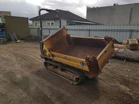 Yanmar C12R Mini Track Dumper - picture8' - Click to enlarge