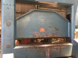 S&E 600 ton x 3650 mm free standing press brake - picture0' - Click to enlarge