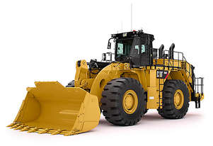 CATERPILLAR 990K WHEEL LOADERS
