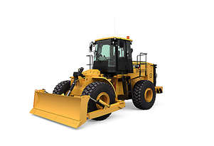 Caterpillar   814K WHEEL DOZER