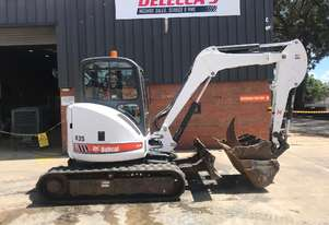 Bobcat 435 Excavator Great Value