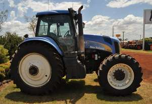 New Holland TG255 FWA/4WD Tractor