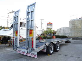 Interstate Trailers Tandem Axle Tag Trailer Custom Silver ATTTAG - picture5' - Click to enlarge
