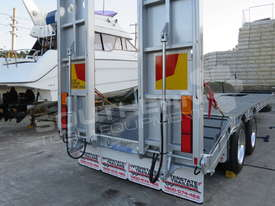 Interstate Trailers Tandem Axle Tag Trailer Custom Silver ATTTAG - picture11' - Click to enlarge