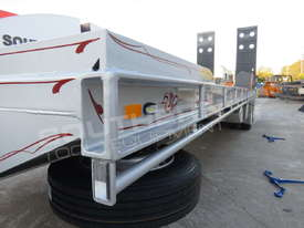 Interstate Trailers Tandem Axle Tag Trailer Custom Silver ATTTAG - picture12' - Click to enlarge