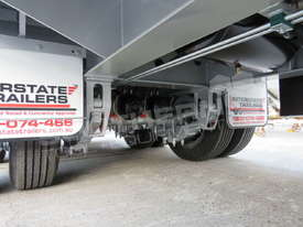 Interstate Trailers Tandem Axle Tag Trailer Custom Silver ATTTAG - picture18' - Click to enlarge