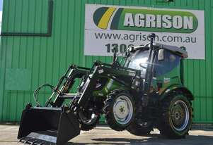 Brand New 2019 Agrison 70hp CDF Cabin Tractor