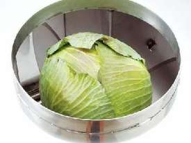 Quarter Slicer for Cabbage and Chinese Cabbage - picture2' - Click to enlarge