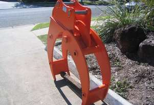 Australian made Hydraulic Grab 4 Tine