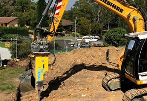 SOOSAN SQ50 Hydraulic Hammer to suit 9.0t - 16t excavator