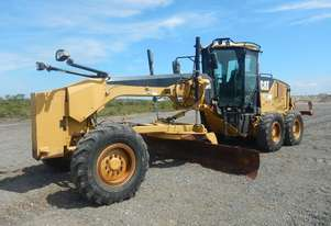 Caterpillar CAT 140M VHP Motor Grader