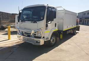 Isuzu FRR 500 long cab chassis