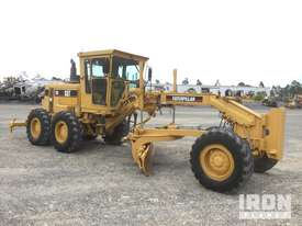 1992 Caterpillar 12G Motor Grader - picture0' - Click to enlarge