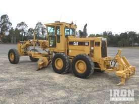 1992 Caterpillar 12G Motor Grader - picture1' - Click to enlarge