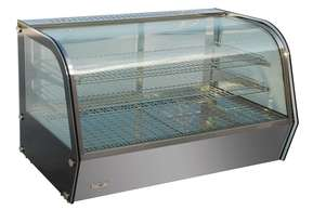 HTH160 - 160 litre Heated Counter-Top Food Display