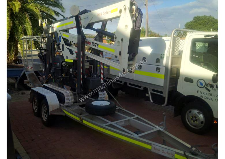 Spider Lift & Trailer package - 15m