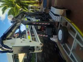 Spider Lift & Trailer package - 15m - picture0' - Click to enlarge