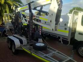 Spider Lift & Trailer package - 15m - picture1' - Click to enlarge