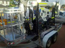 Spider Lift & Trailer package - 15m - picture2' - Click to enlarge