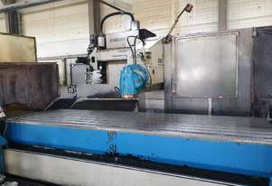Kiheung KNC-U1000 CNC Bed Type Milling Machine. Very good condition. Available now.
