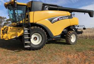 New Holland 2004   CR960