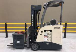Electric Forklift Counterbalance RC Series 2008