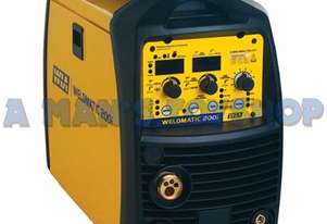 MULTI PROCESS INVERTER WELDER 200 AMP