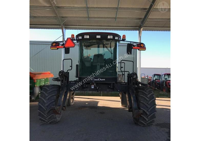 Used macdon M155 Windrower in , - Listed on Machines4u