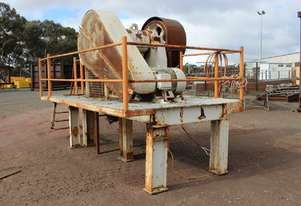 25 x 16 Granulator Jaw Crusher